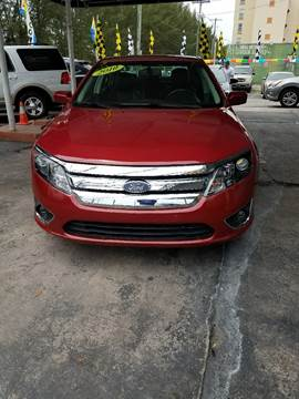 2010 Ford Fusion for sale in Hialeah, FL