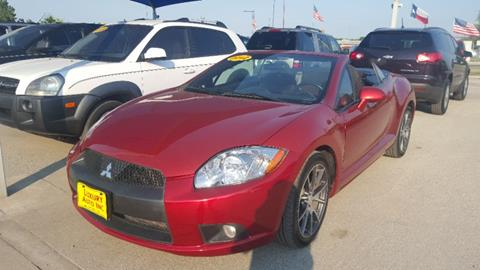 2012 Mitsubishi Eclipse Spyder for sale in Fort Worth, TX