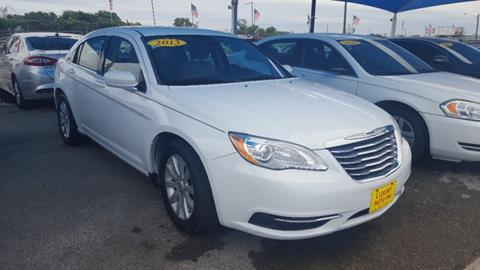 Chrysler 200 for sale in fort worth tx for Lone star motors fort worth tx