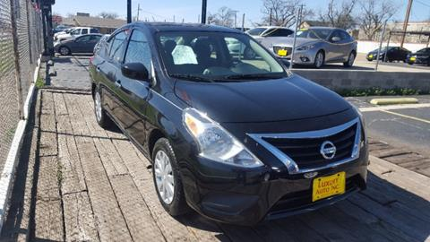 2017 Nissan Versa For Sale In Fort Worth, TX