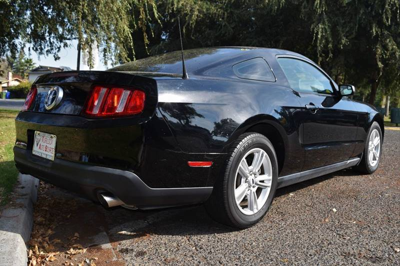 2012 Ford Mustang V6 2dr Coupe - Turlock CA