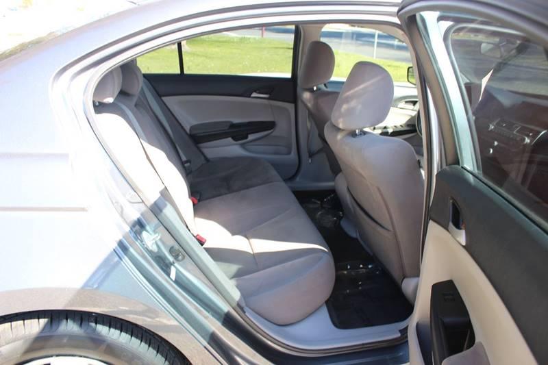 2012 Honda Accord LX 4dr Sedan 5A - Turlock CA