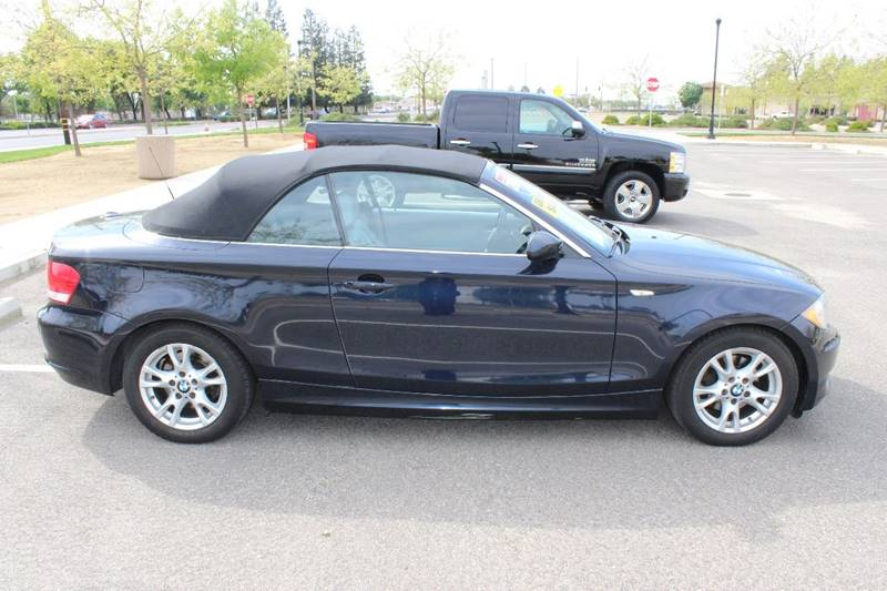 2009 BMW 1 Series 128i 2dr Convertible SULEV - Turlock CA