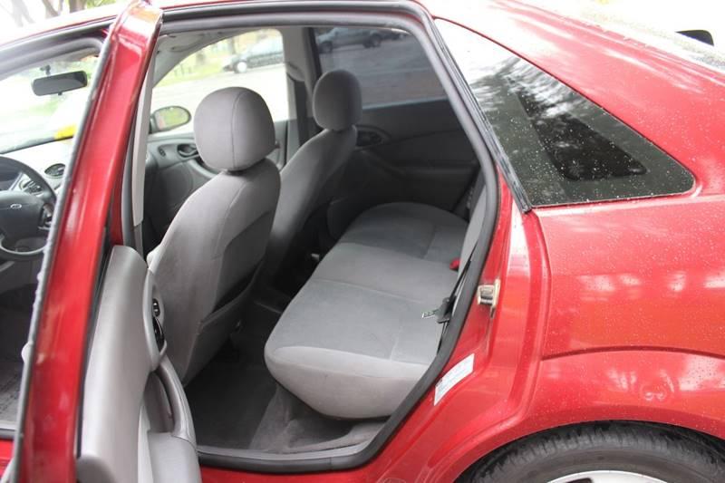 2001 Ford Focus ZTS 4dr Sedan - Turlock CA