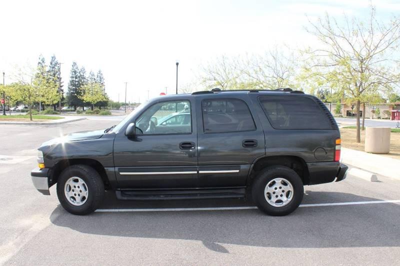 2004 Chevrolet Tahoe LS 4dr SUV - Turlock CA