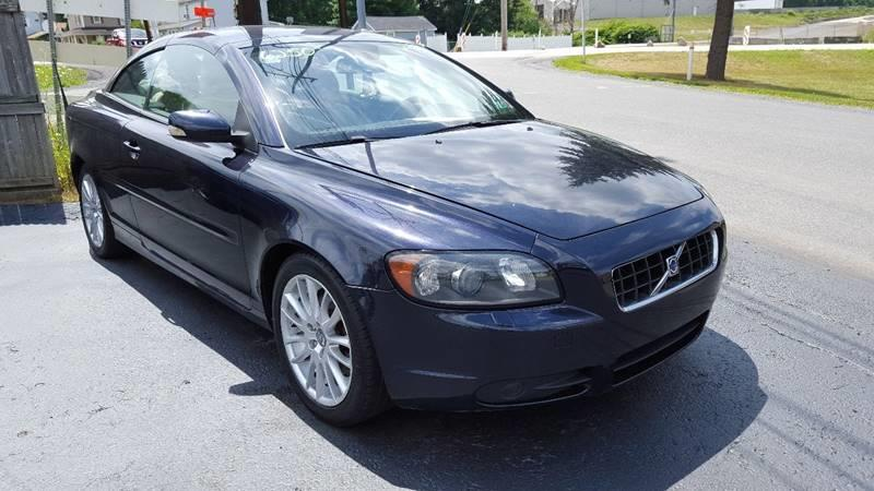 2007 Volvo C70 T5 2dr Convertible In Windber Pa Selective Wheels