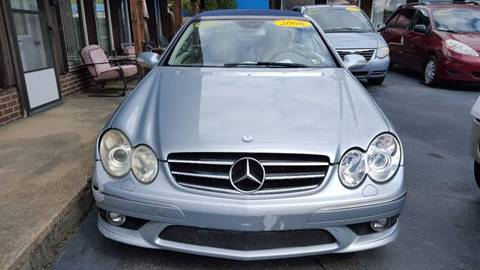 2006 Mercedes-Benz CLK for sale in Windber, PA