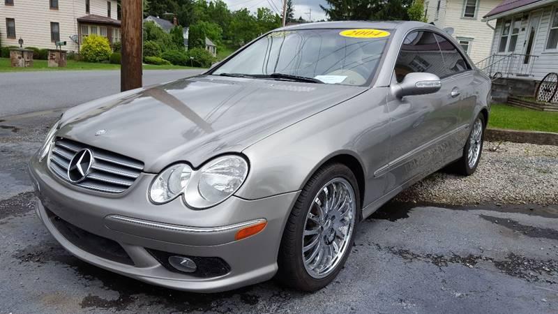 2004 Mercedes-Benz CLK CLK 320 2dr Coupe - Windber PA