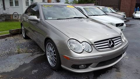 2004 Mercedes-Benz CLK for sale at Selective Wheels in Windber PA