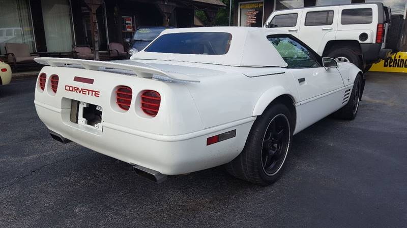 1994 Chevrolet Corvette 2dr Convertible - Windber PA