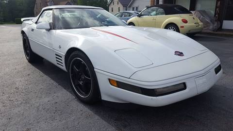 1994 Chevrolet Corvette for sale at Selective Wheels in Windber PA