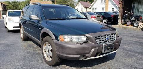 2002 Volvo XC for sale at Selective Wheels in Windber PA