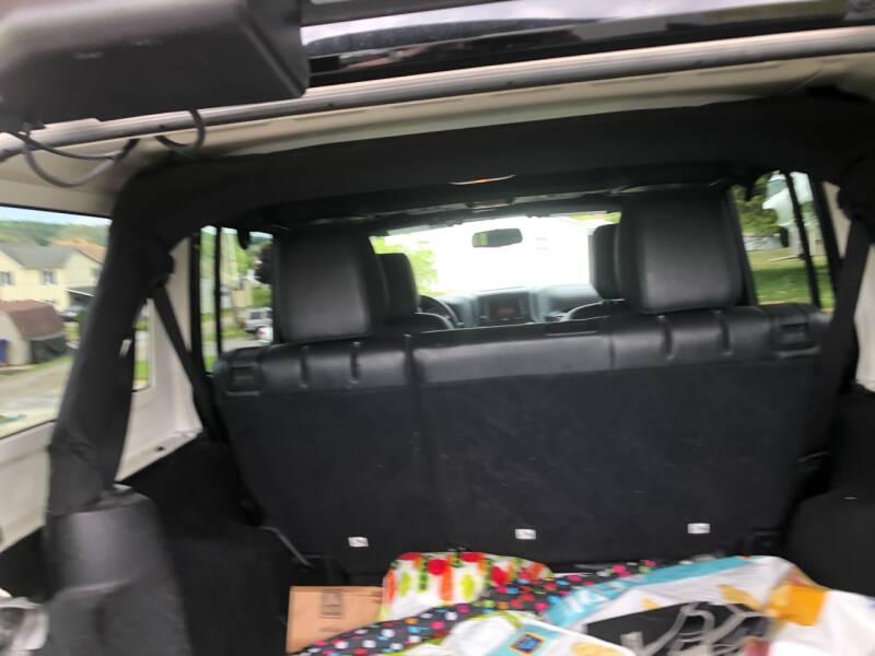 2017 Jeep Wrangler Unlimited 4x4 75th Anniversary Edition 4dr SUV - Windber PA