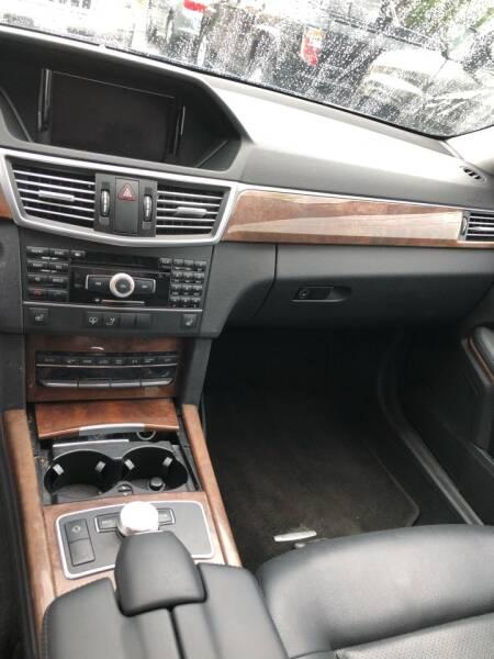 2011 Mercedes-Benz E-Class AWD E 350 Luxury 4MATIC 4dr Sedan - Windber PA
