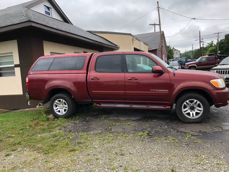 2006 Toyota Tundra Limited 4dr Double Cab 4WD SB - Windber PA
