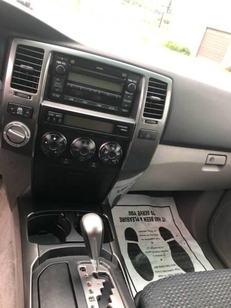 2006 Toyota 4Runner Sport Edition 4dr SUV 4WD w/V6 - Windber PA