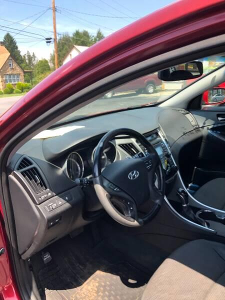 2011 Hyundai Sonata SE 4dr Sedan 6A - Windber PA