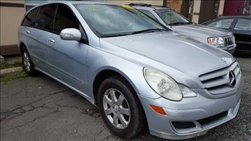 2006 Mercedes-Benz R-Class for sale at Selective Wheels in Windber PA