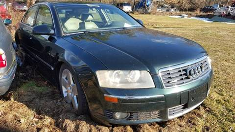 2004 Audi A8 L for sale at Selective Wheels in Windber PA