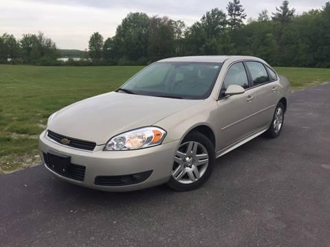 2011 Chevrolet Impala for sale in Auburn, MA
