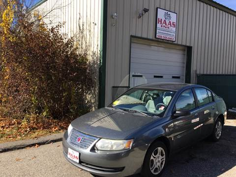 2005 Saturn Ion for sale in North Oxford, MA