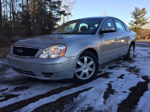 2006 Ford Five Hundred for sale in Auburn, MA