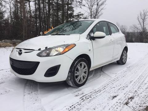 2012 Mazda MAZDA2 for sale in Auburn, MA