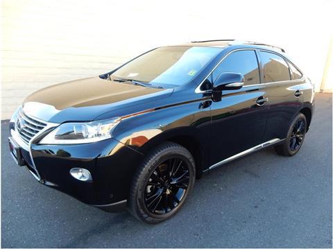 2014 Lexus RX 350 for sale in Sacramento, CA