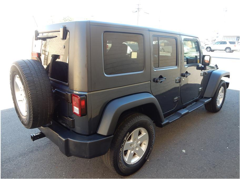 2008 Jeep Wrangler Unlimited 4x4 X 4dr SUV w/Side Airbag Package - Sacramento CA