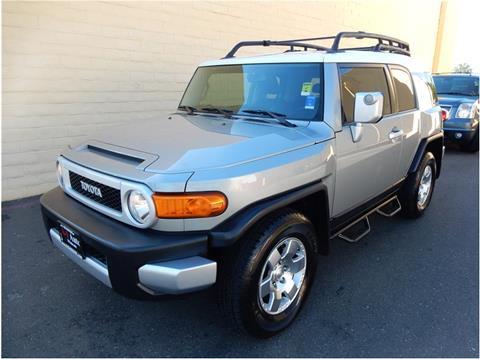 2010 Toyota FJ Cruiser for sale in Sacramento, CA