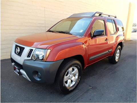 2011 Nissan Xterra for sale in Sacramento, CA