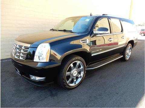 2010 Cadillac Escalade ESV for sale in Sacramento, CA