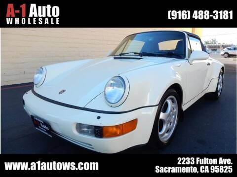 1992 Porsche 911 for sale in Sacramento, CA