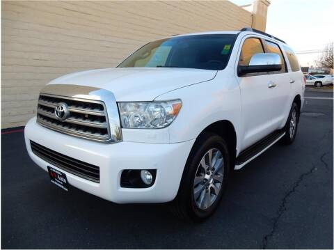 2015 Toyota Sequoia for sale at A-1 Auto Wholesale in Sacramento CA