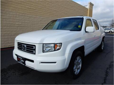 2007 Honda Ridgeline for sale at A-1 Auto Wholesale in Sacramento CA