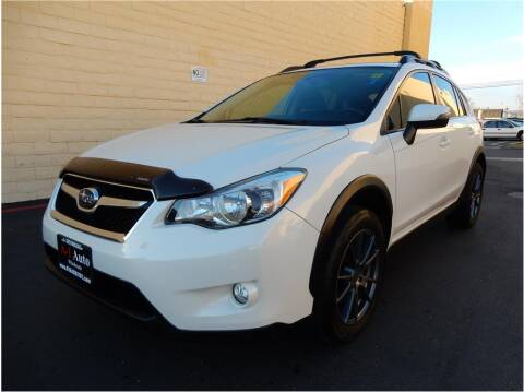 2015 Subaru XV Crosstrek for sale at A-1 Auto Wholesale in Sacramento CA