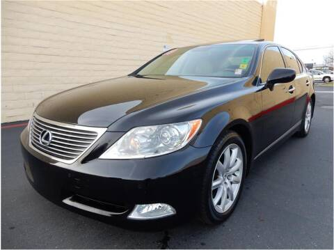 2009 Lexus LS 460 for sale at A-1 Auto Wholesale in Sacramento CA