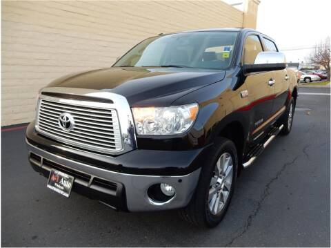 2013 Toyota Tundra for sale at A-1 Auto Wholesale in Sacramento CA