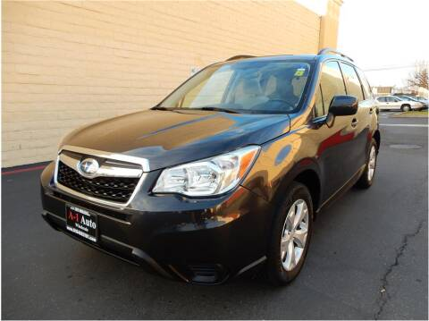 2015 Subaru Forester for sale at A-1 Auto Wholesale in Sacramento CA