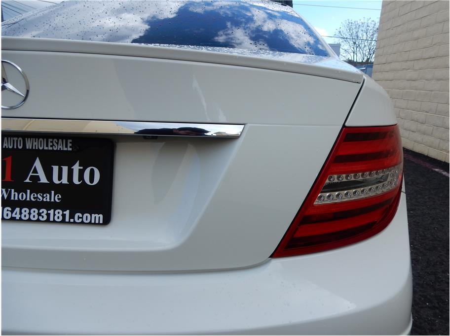 2012 Mercedes-Benz C-Class C250 Luxury Sedan 4D - Sacramento CA
