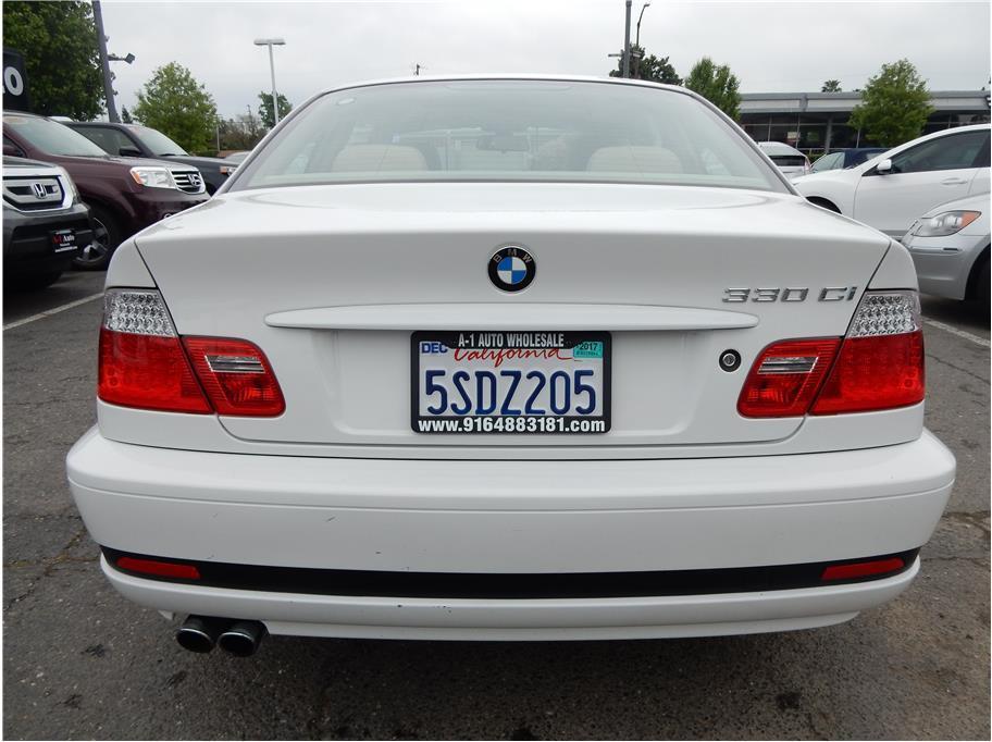 2006 BMW 3 Series 330Ci 2dr Coupe - Sacramento CA