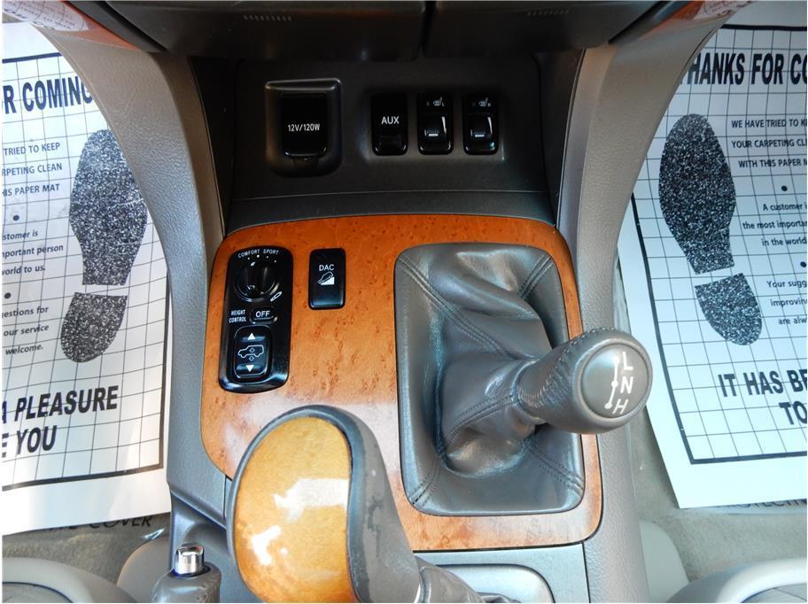 2007 Lexus GX 470 4dr SUV 4WD - Sacramento CA