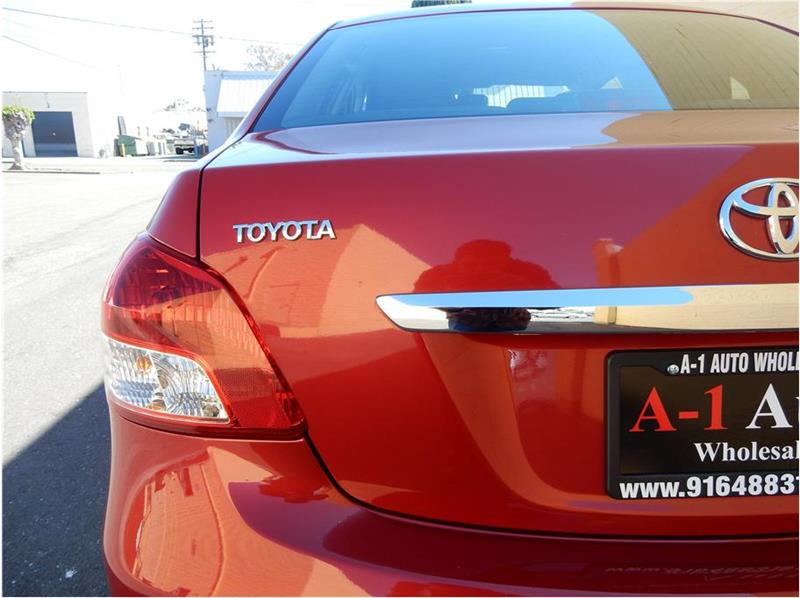 2011 Toyota Yaris 4dr Sedan 4A - Sacramento CA