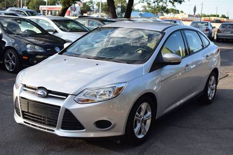 2013 Ford Focus for sale in Austin, TX