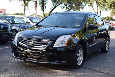 2011 Nissan Sentra for sale in Austin, TX
