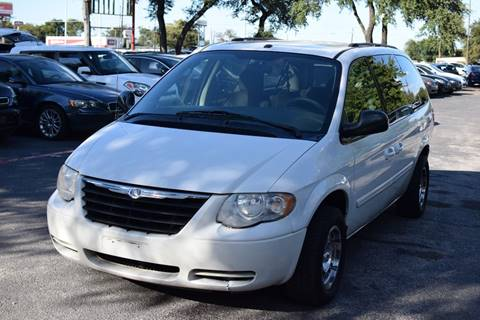 2006 Chrysler Town and Country for sale in Austin, TX