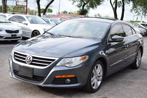 2011 Volkswagen CC for sale in Austin, TX