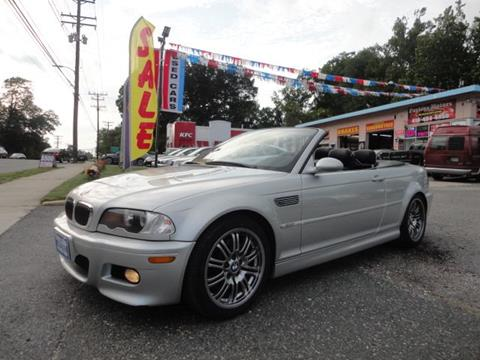 2002 BMW M3 for sale in Gwynn Oak, MD