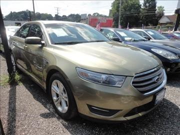2013 Ford Taurus for sale in Gwynn Oak, MD