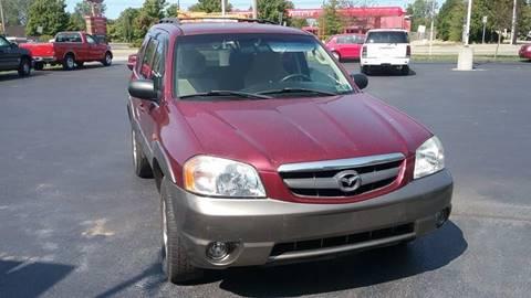 2003 Mazda Tribute for sale in Erie, PA